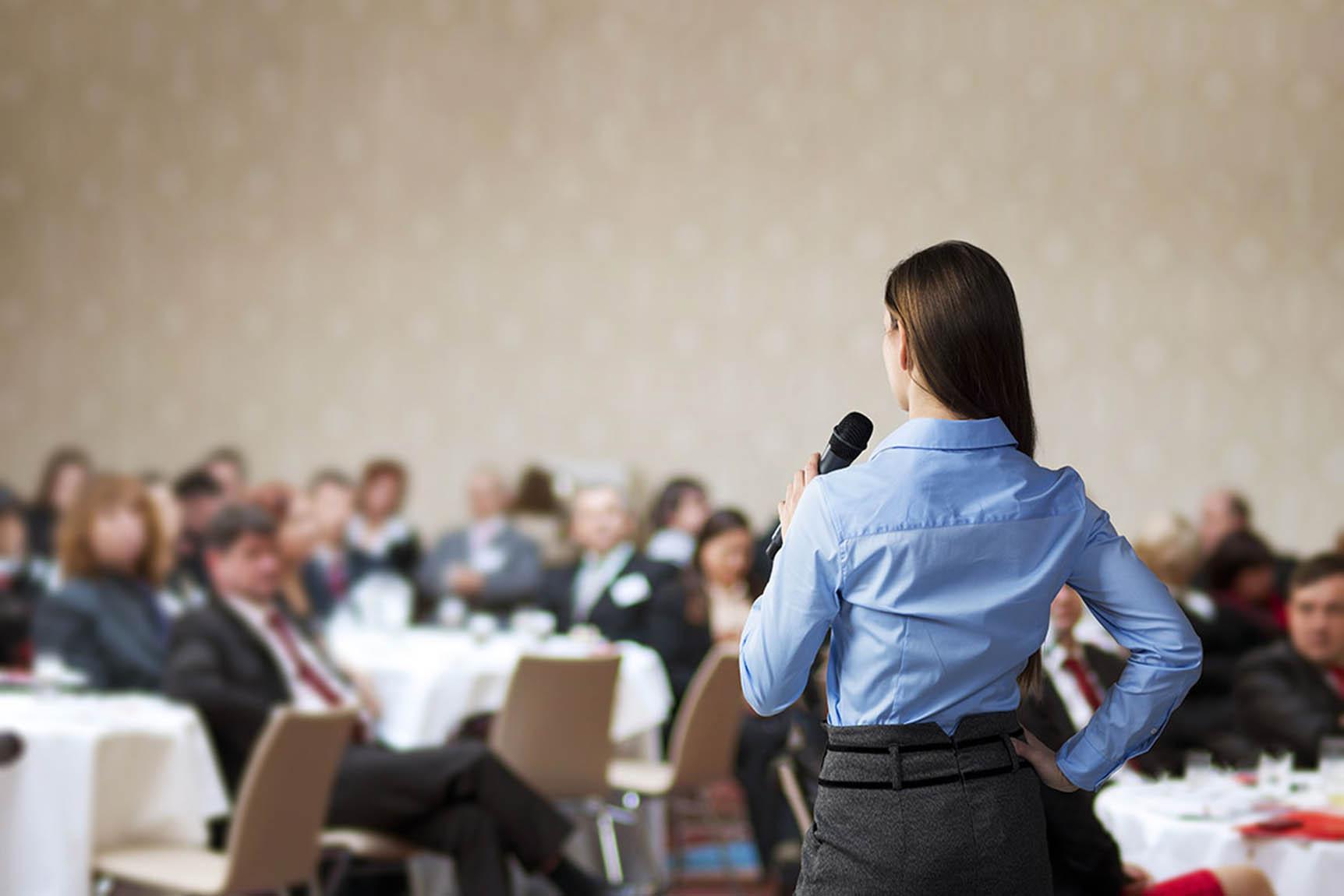 prezentációs technika tréning